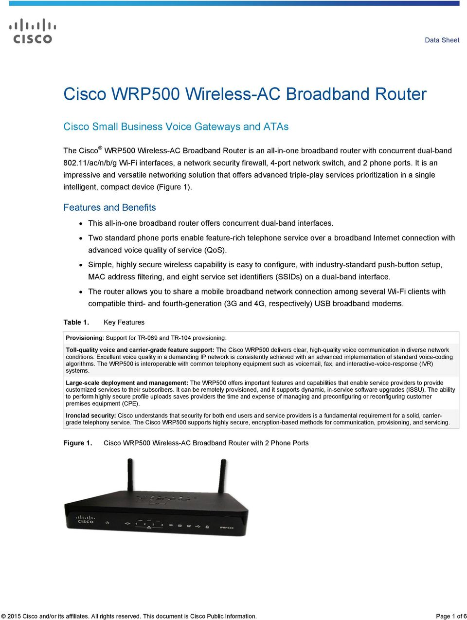 Cisco Wrp500 Wireless Ac Broadband Router - Image Of Router