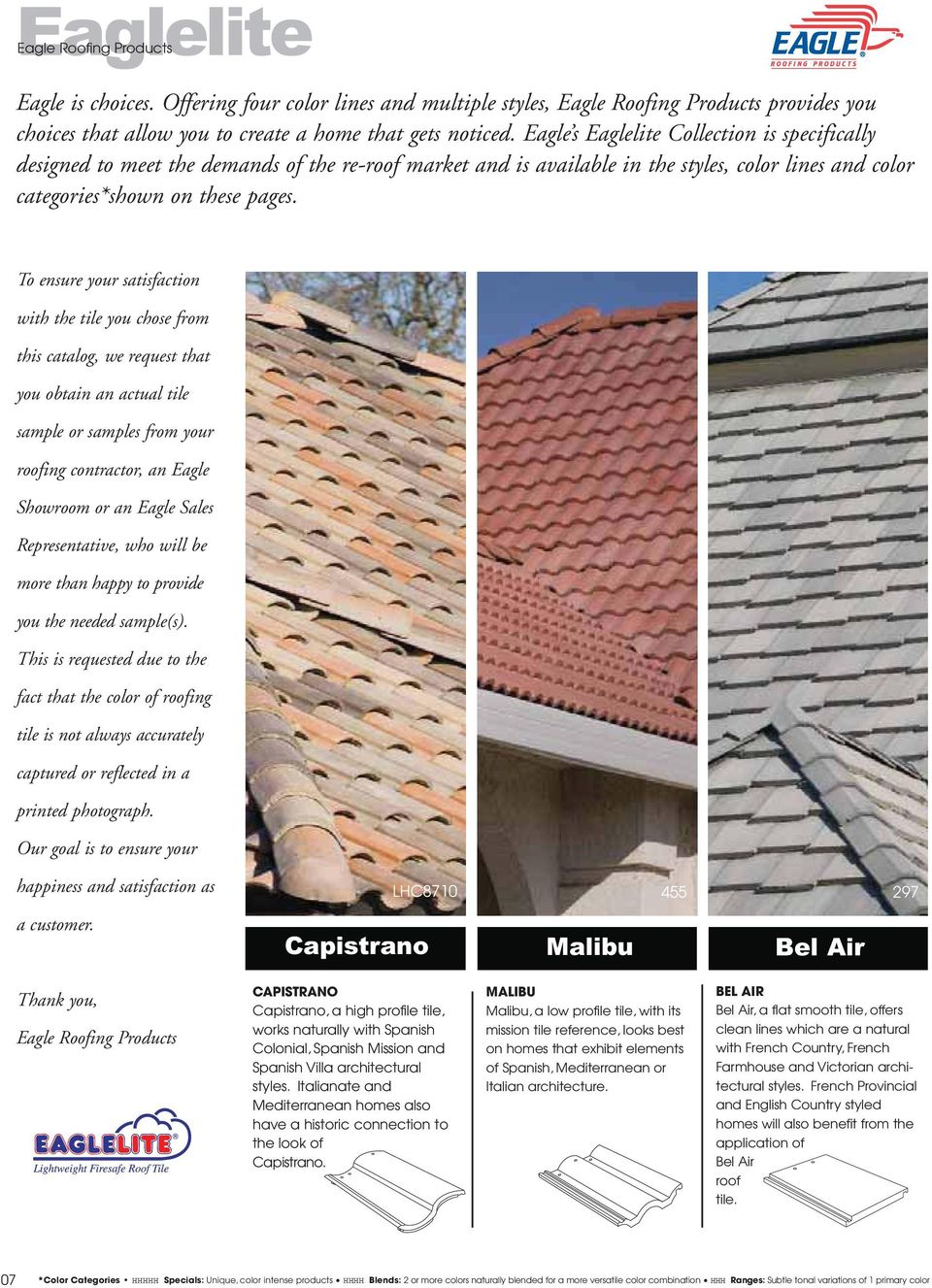 Belair 4679 Light Gray Range Eclectic Exterior Los Angeles By Eagle Roofing S