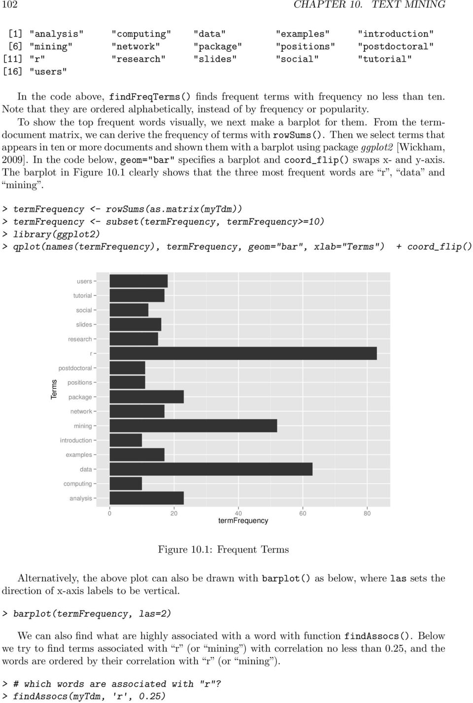 R and Data Mining: Examples and Case Studies 1 - PDF