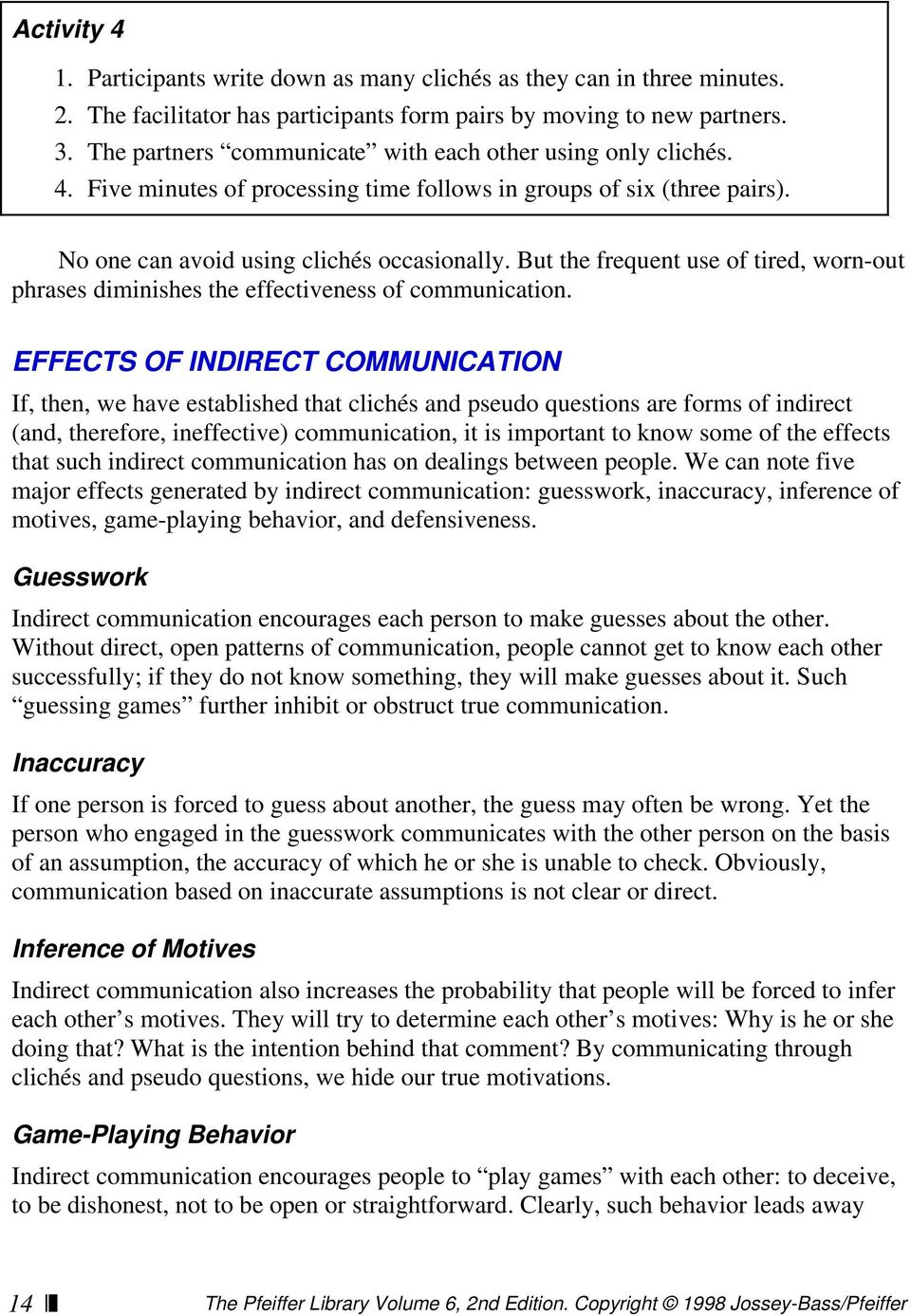 CONDITIONS THAT HINDER EFFECTIVE COMMUNICATION - PDF