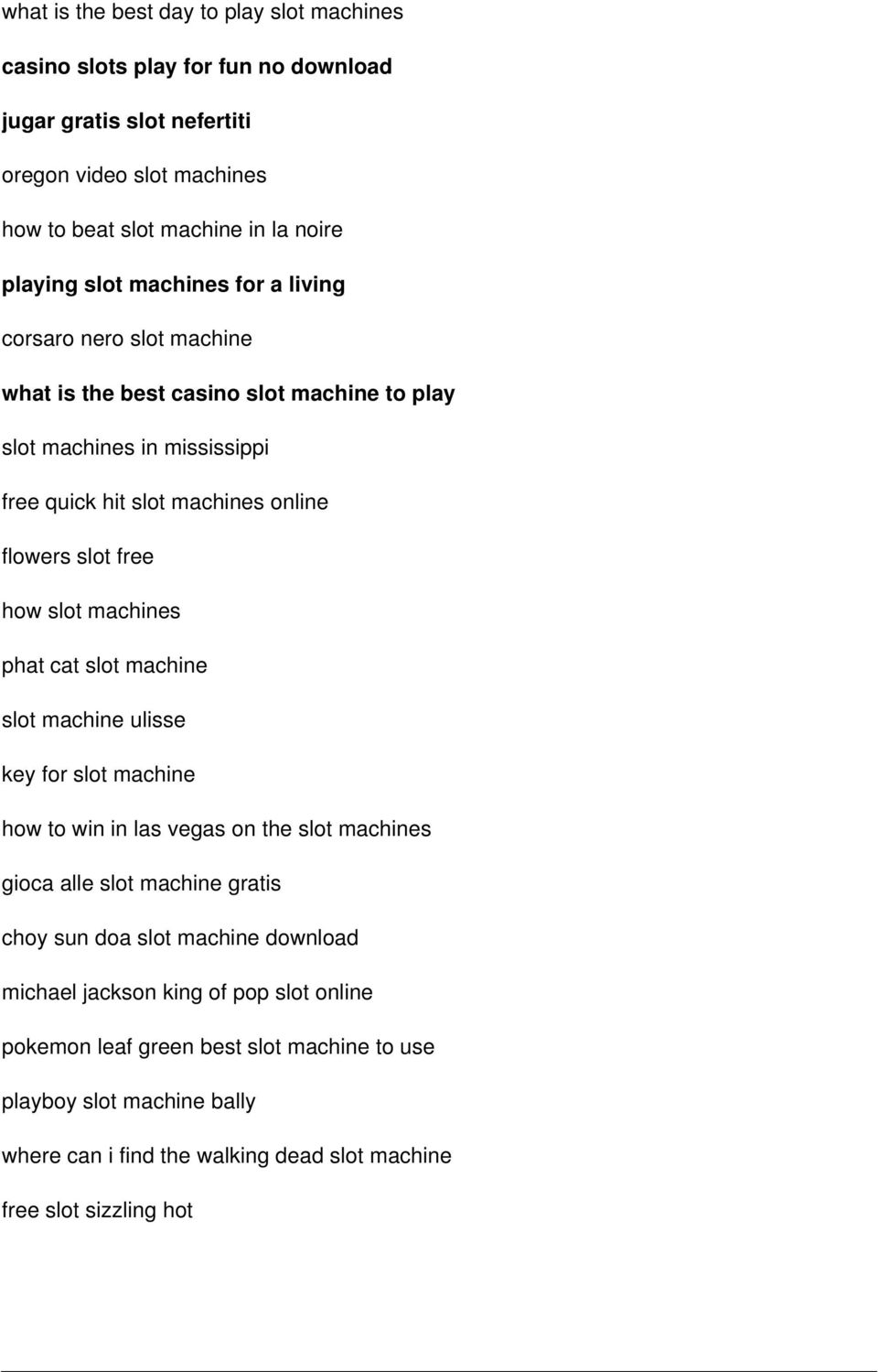 Where Can I Find The Walking Dead Slot Machine Pdf
