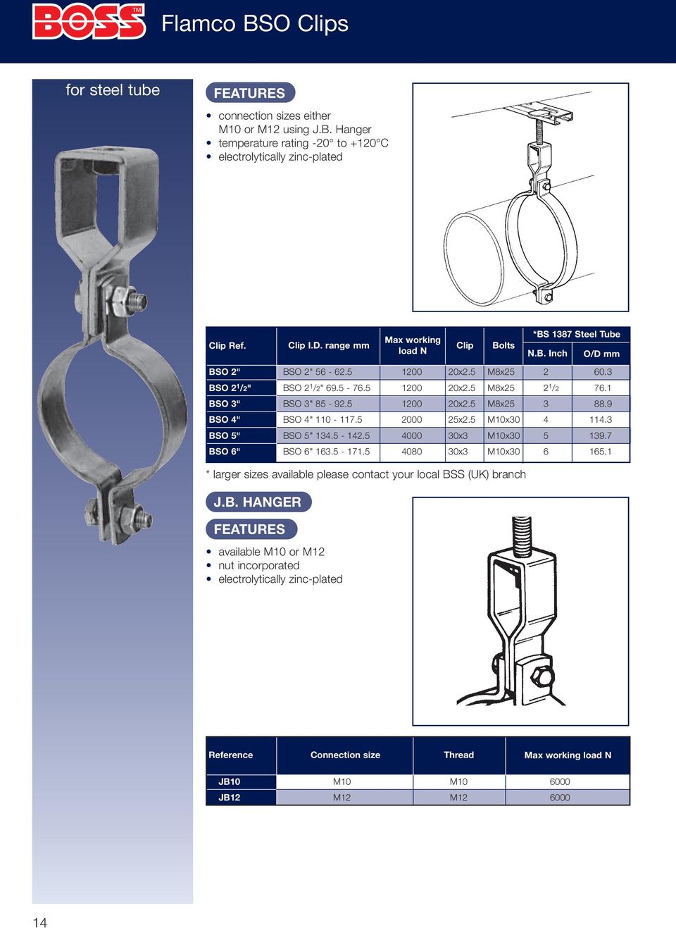Flamco Pipe Support System - PDF