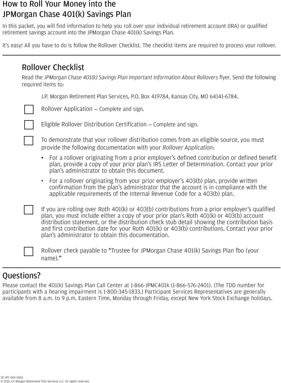foto How to Roll From a Qualified 401K to a Roth IRA
