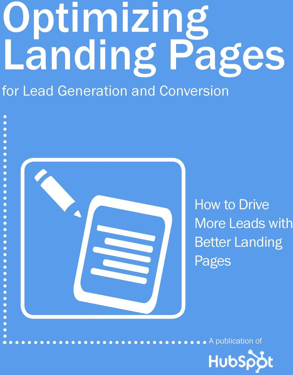How to Drive More Leads with