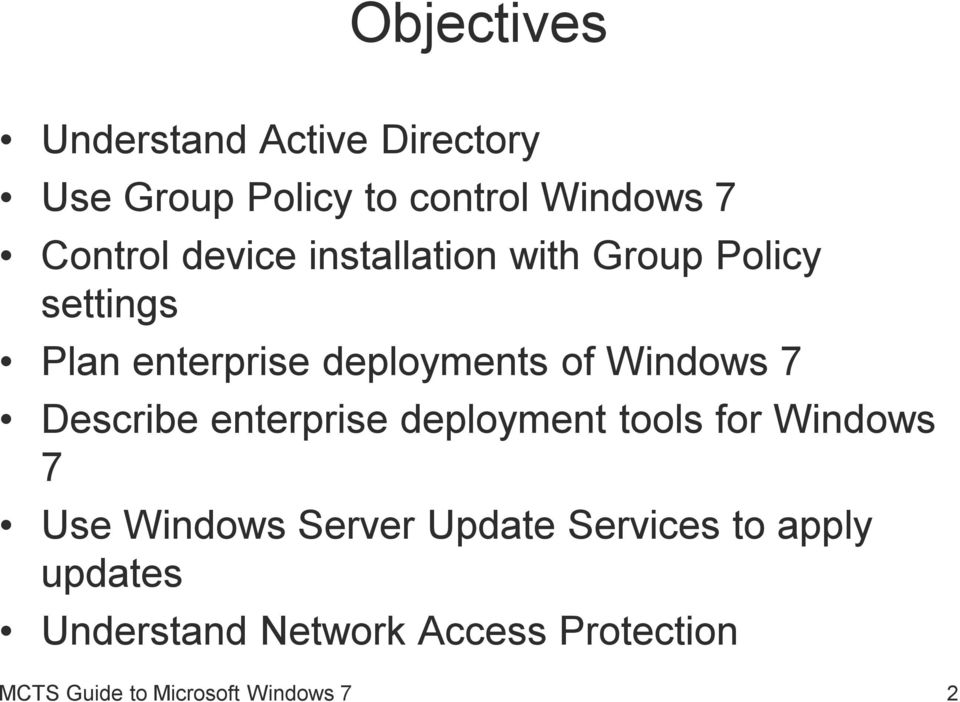mcts guide to microsoft windows 7 chapter 10 answers