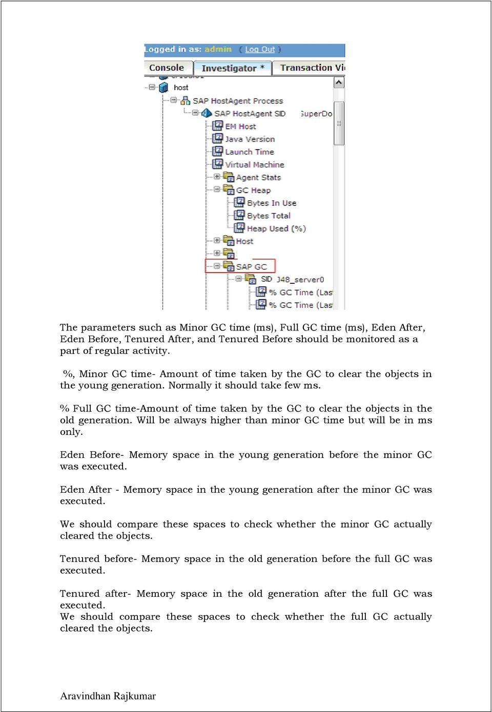 J2EE-JAVA SYSTEM MONITORING (Wily introscope) - PDF