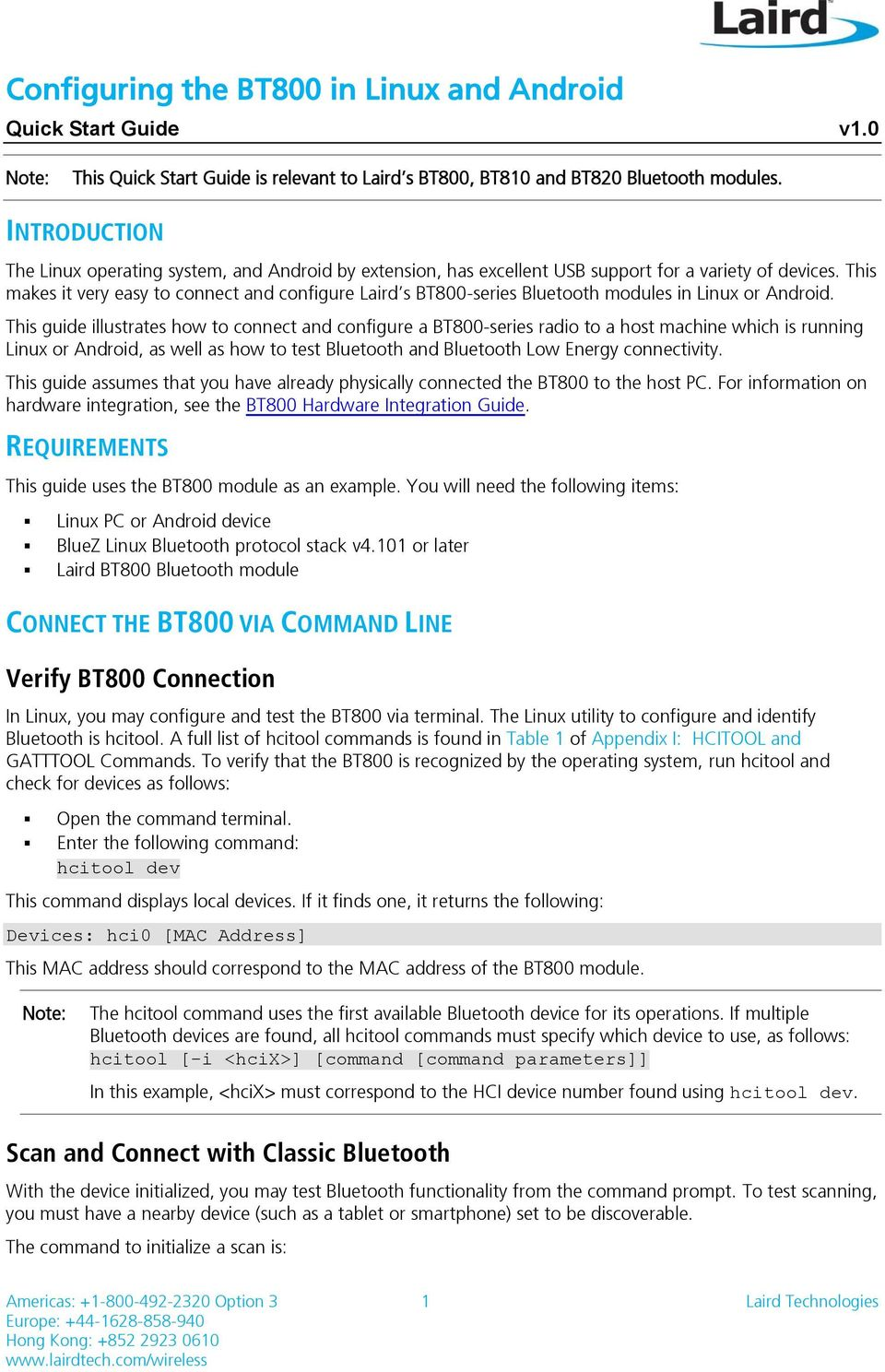 Quick Start Guide v1 0  This Quick Start Guide is relevant