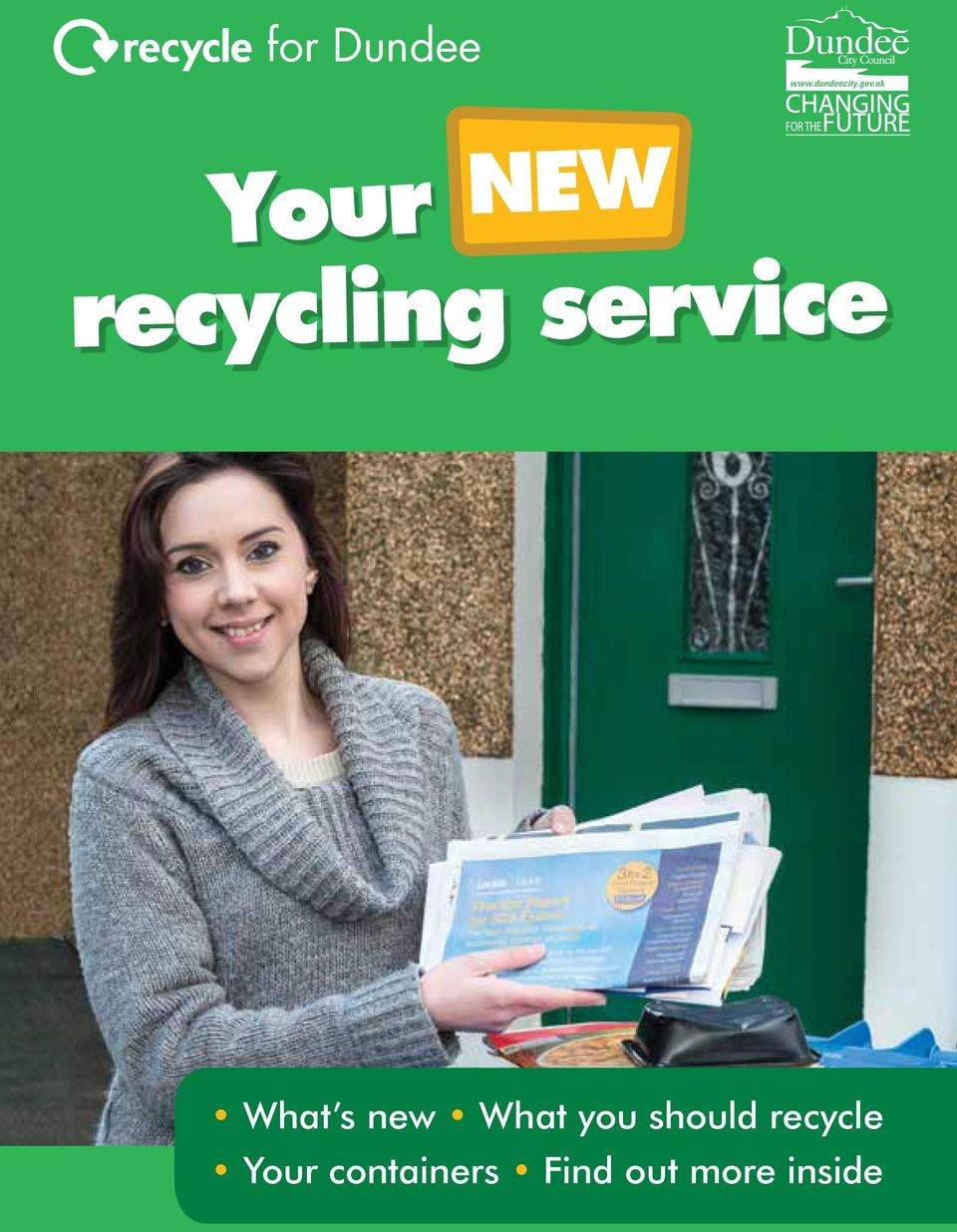 new What you should recycle