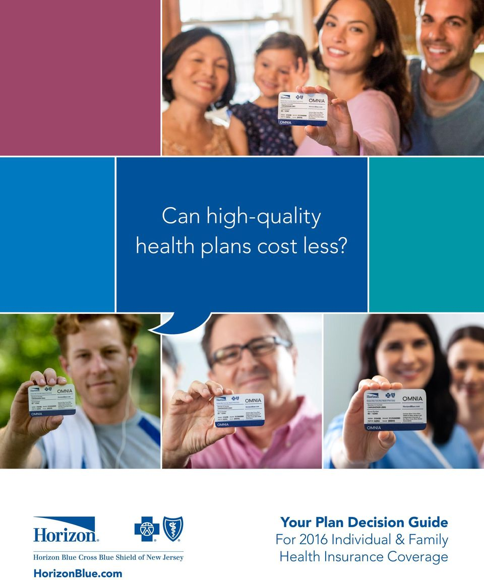 Can high-quality health plans cost less? - PDF