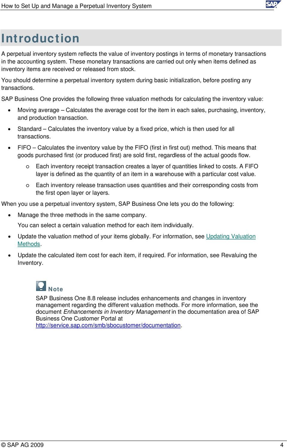 sales and inventory system documentation