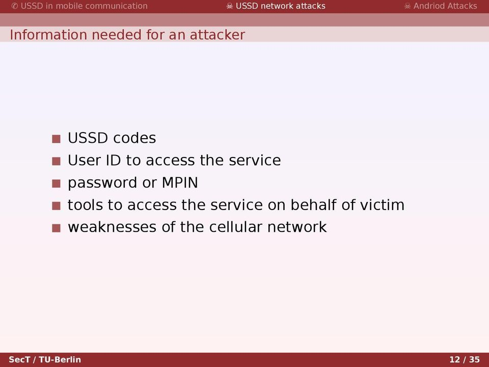 Dirty use of USSD codes in cellular networks - PDF