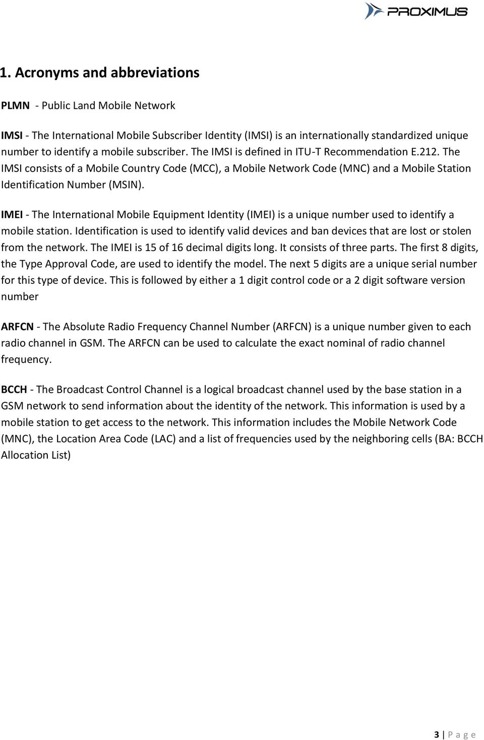 MicroNet dual band IMSI and IMEI catcher - PDF