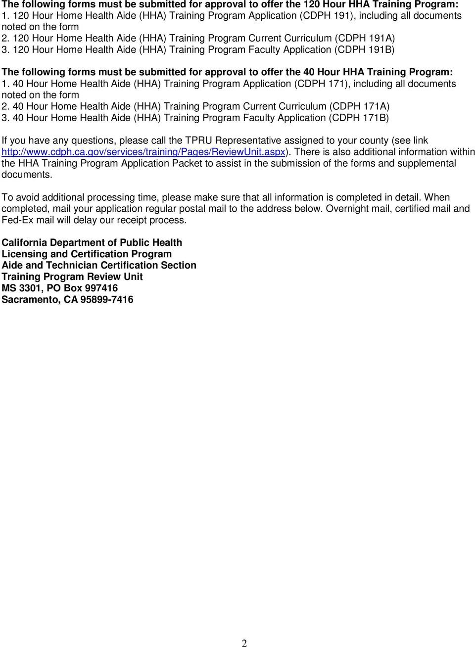 State Of California Health And Human Services Agency California