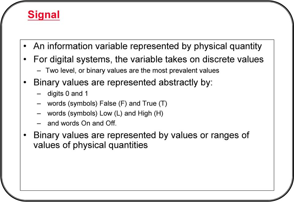 Chapter 1 Digital Systems And Binary Numbers Pdf