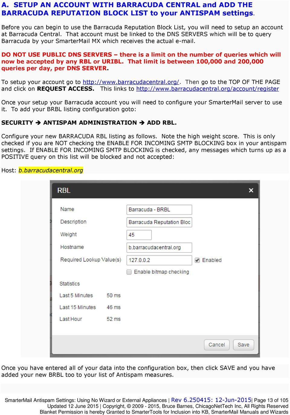 Anti Spam Settings Using Only Smartermail Anti Spam Tools Pdf