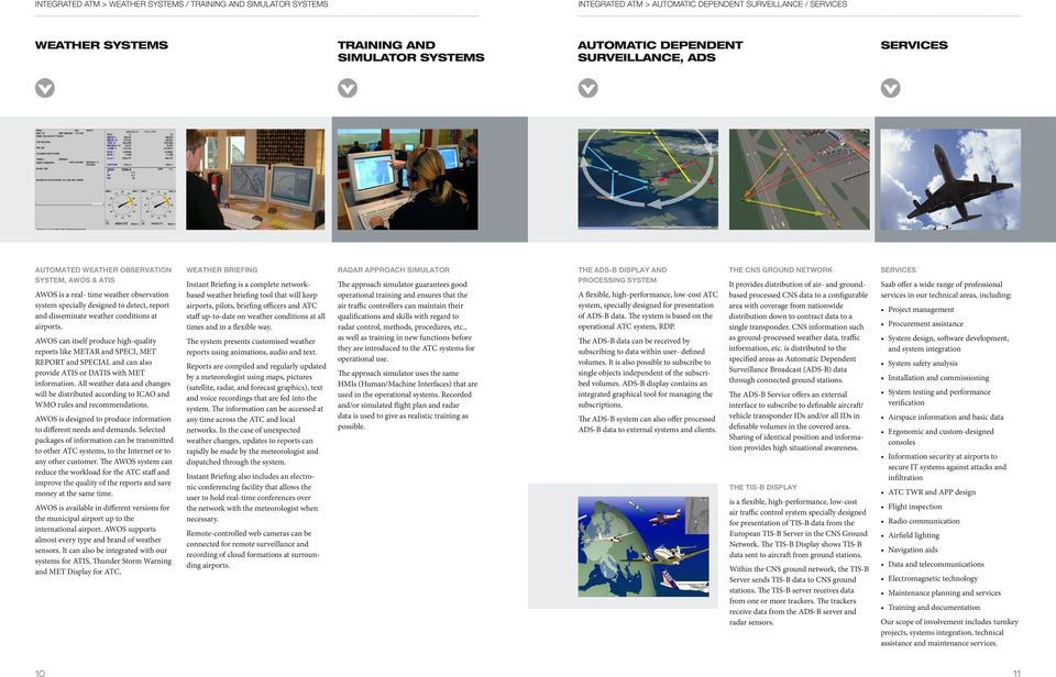 INTEGRATED AIR TRAFFIC MANAGEMENT SYSTEMS - PDF