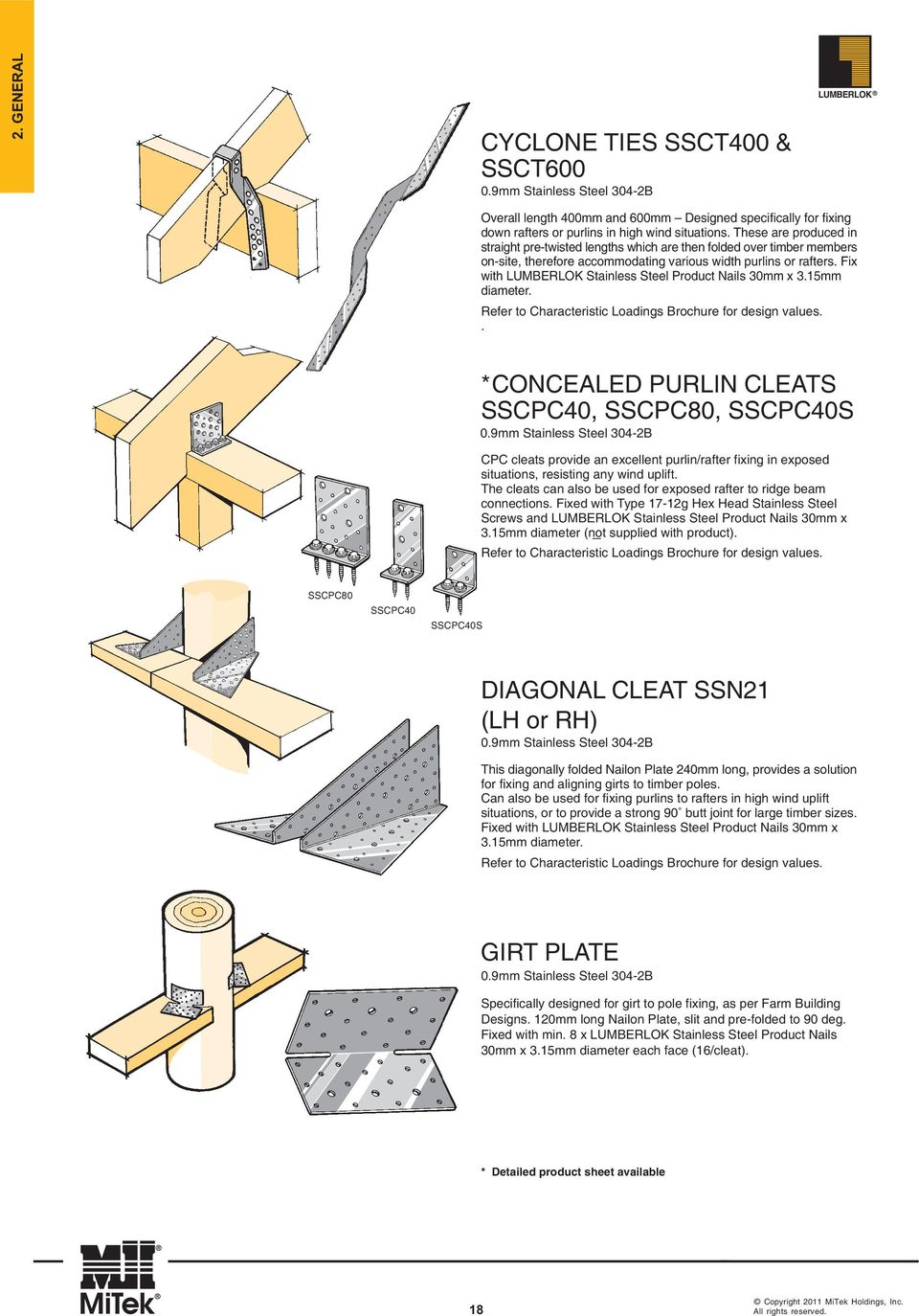 STRUCTURAL FIXINGS ON-SITE GUIDE FOR BUILDING CODE COMPLIANCE - PDF
