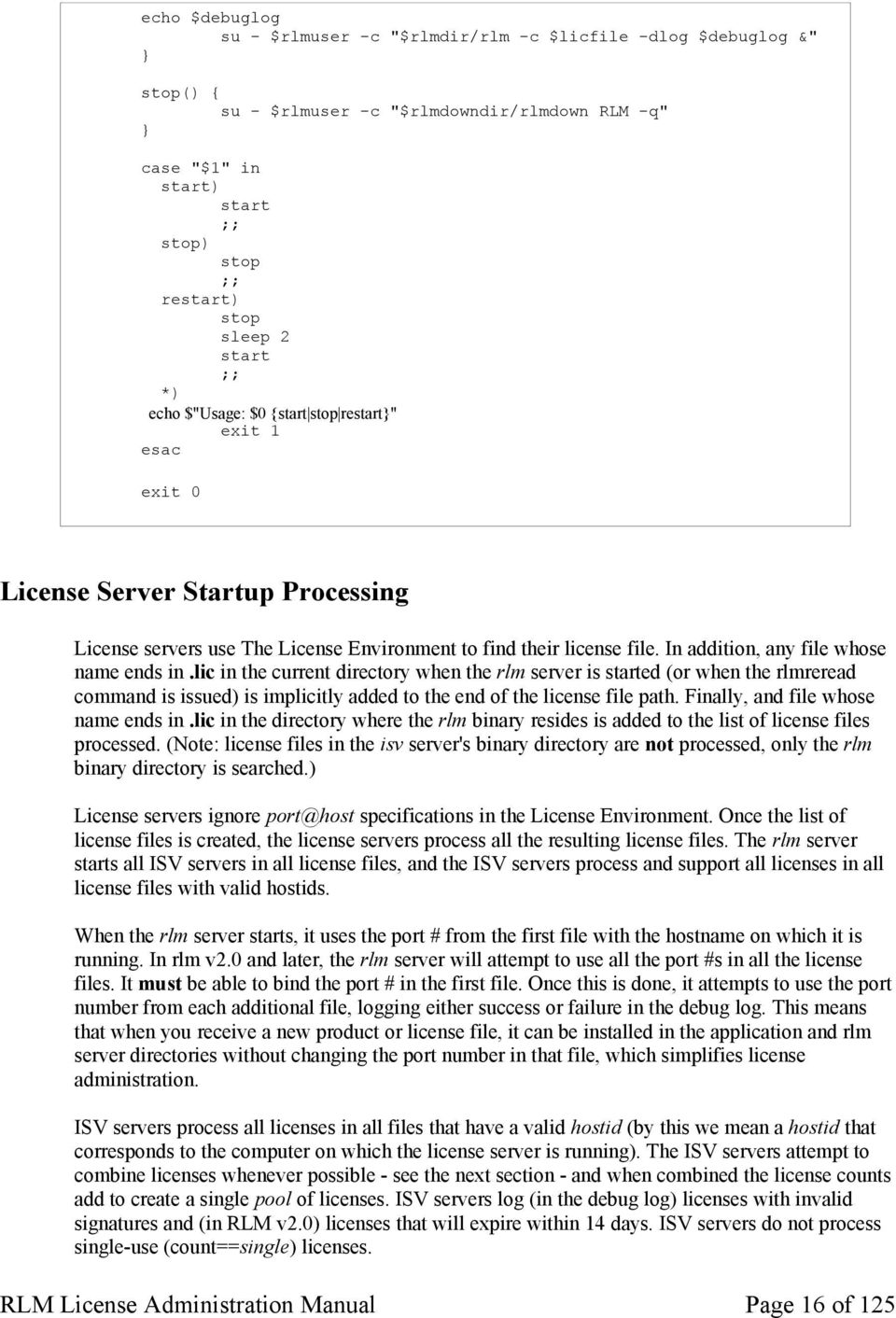 rlm license administration pdf rh docplayer net Manuals in PDF Instruction Manual Book