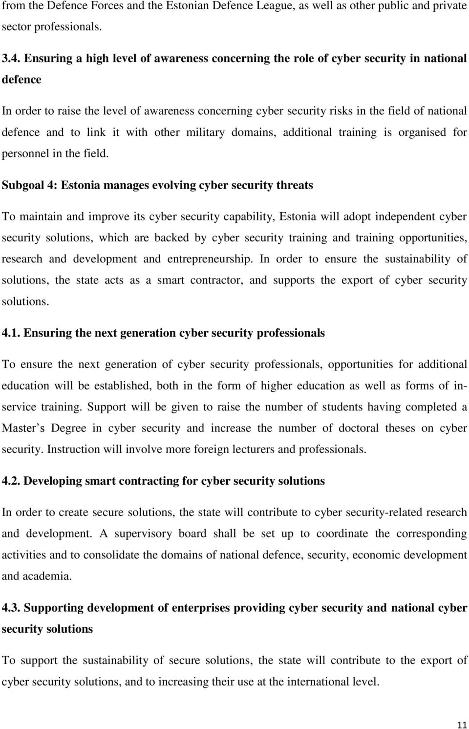 Cyber Security Strategy - PDF
