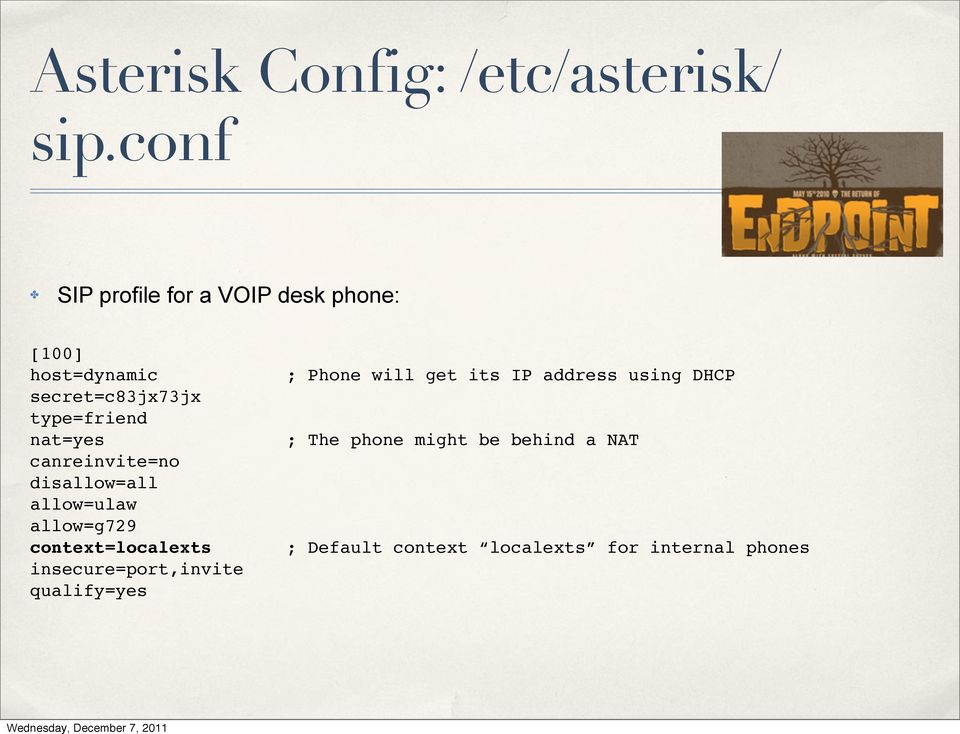 VOIP with Asterisk & Perl - PDF