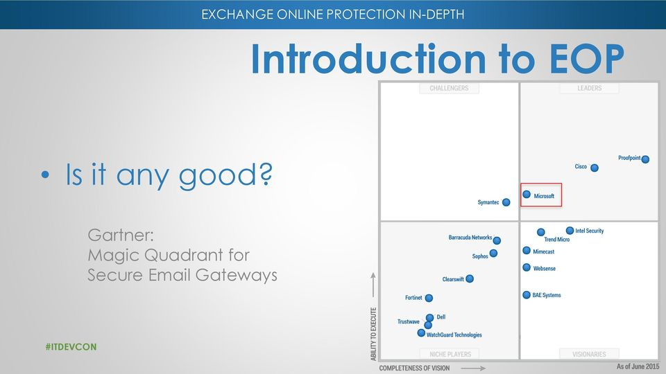 Exchange Online Protection In-Depth - PDF