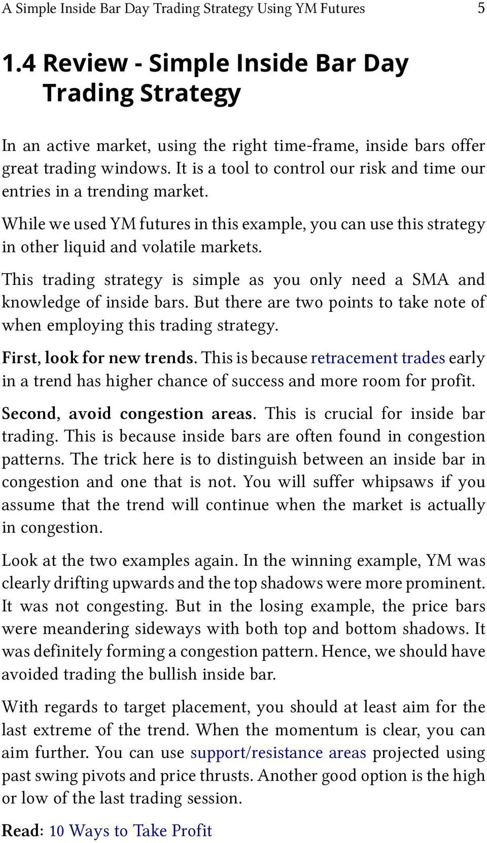 How to Trade with Price Action (Strategies) - PDF