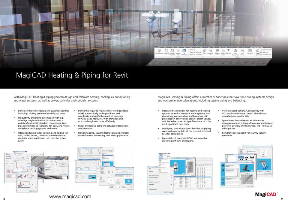 for Revit MEP The professional s choice for Building