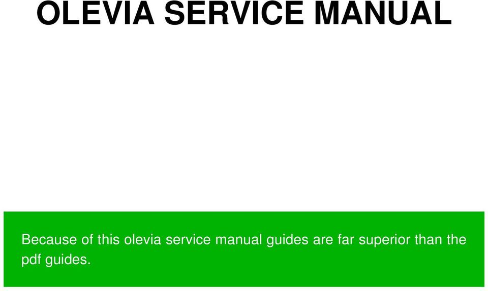 Olevia tv manual 232 s12.