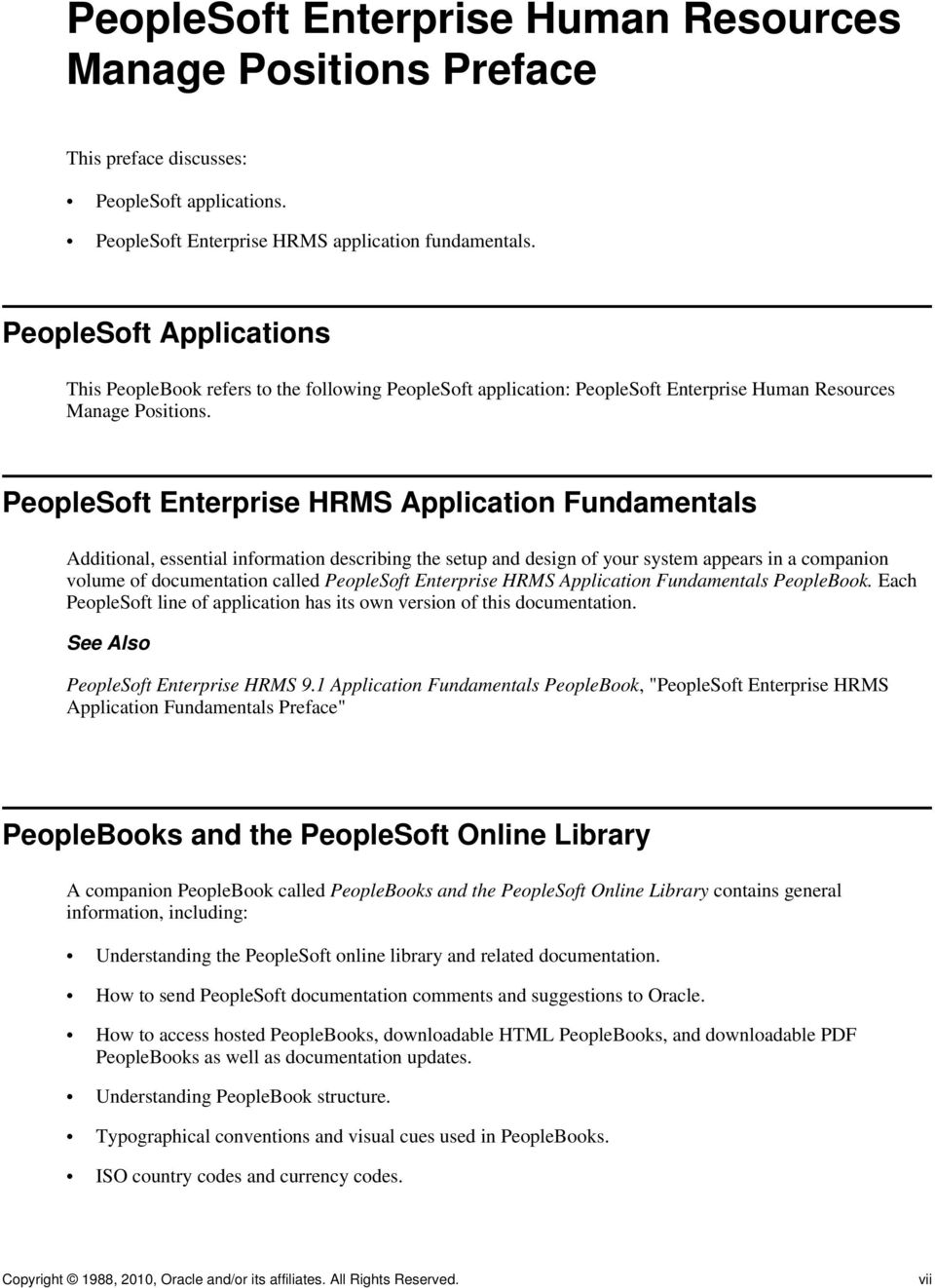 Peoplesoft Hrms Reporting Pdf