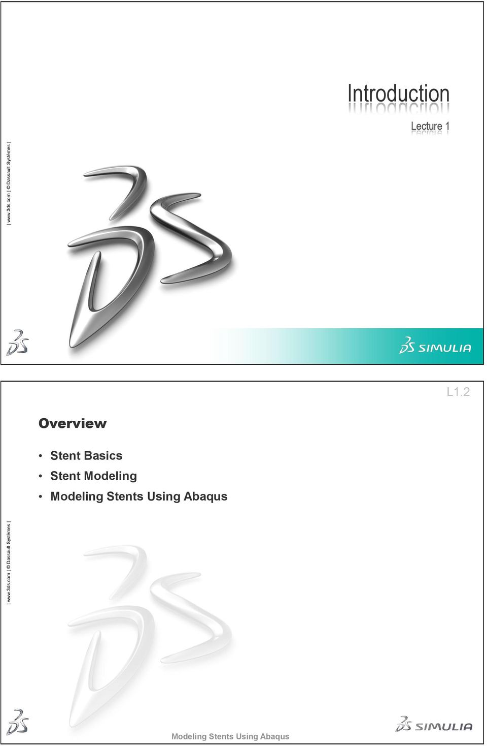 Modeling Stents Using Abaqus - PDF