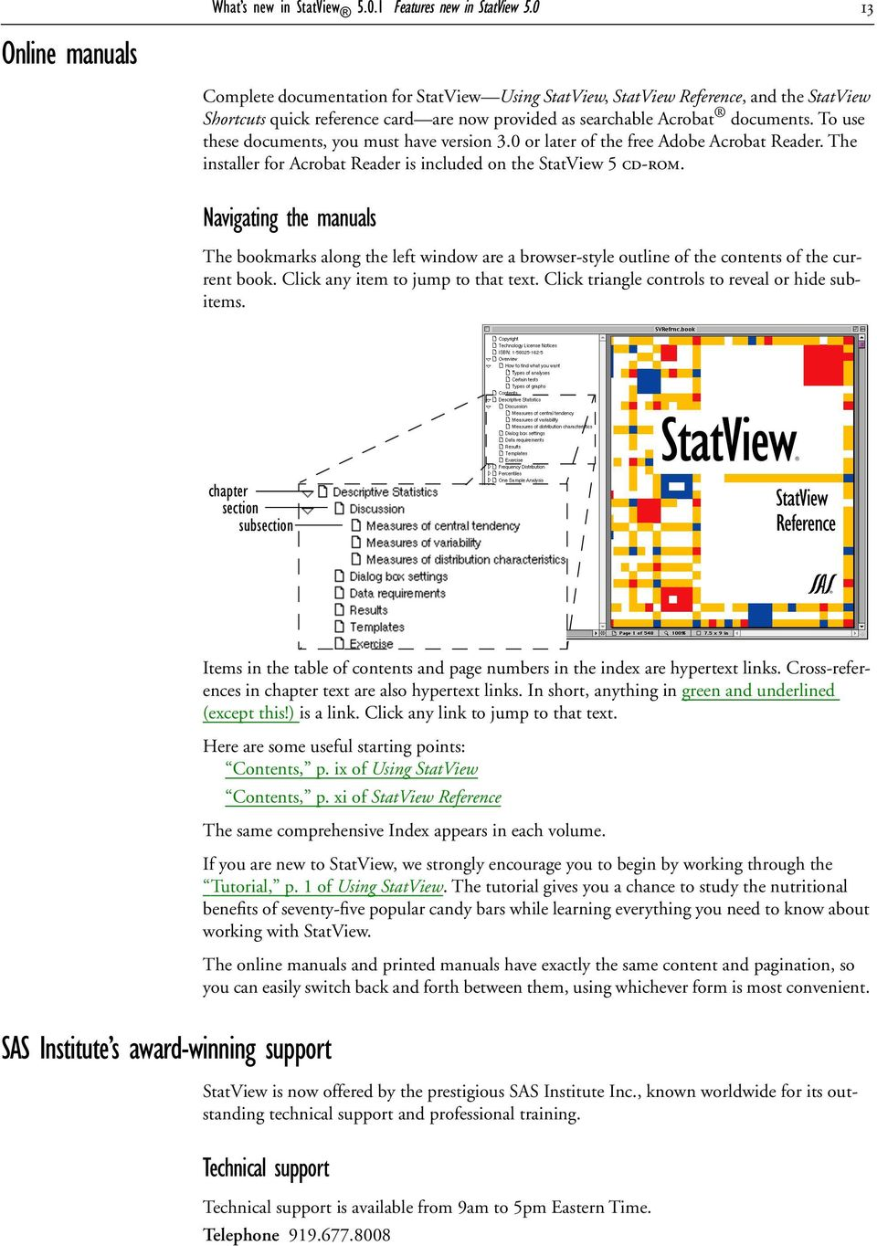 statview 5.01