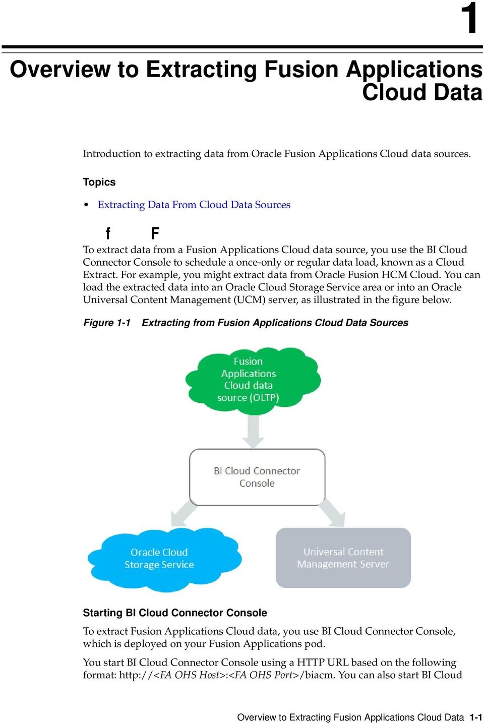 Oracle Cloud  Creating a Business Intelligence Cloud Extract E - PDF