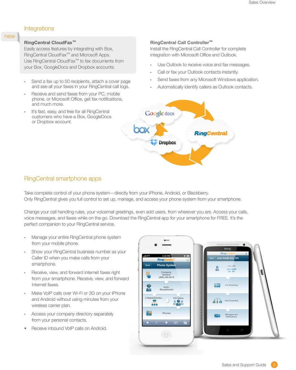 Get the #1 cloud phone system for your business - PDF