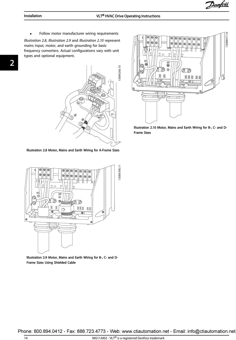 operating instructions  vlt hvac drive fc 102  kw