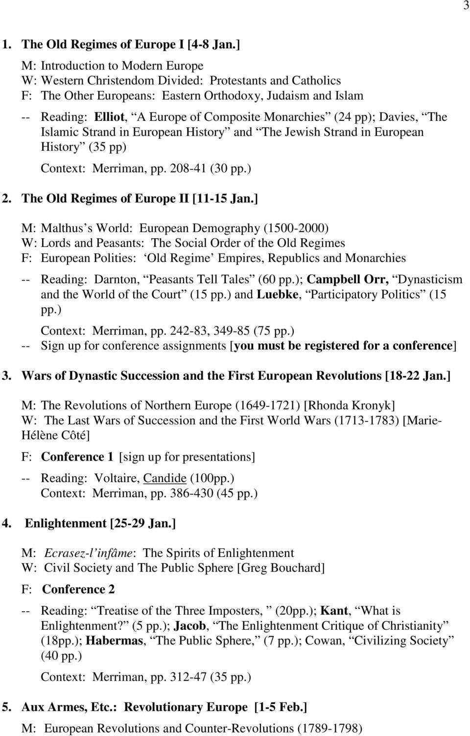 Hist 215 modern european history pdf monarchies 24 pp davies the islamic strand in european history and the fandeluxe Choice Image