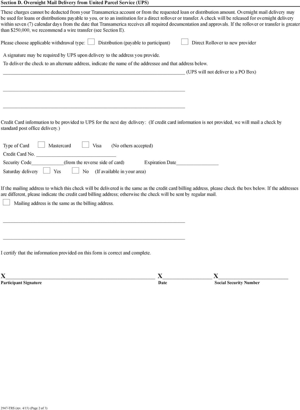Hardship Withdrawal Request Pdf