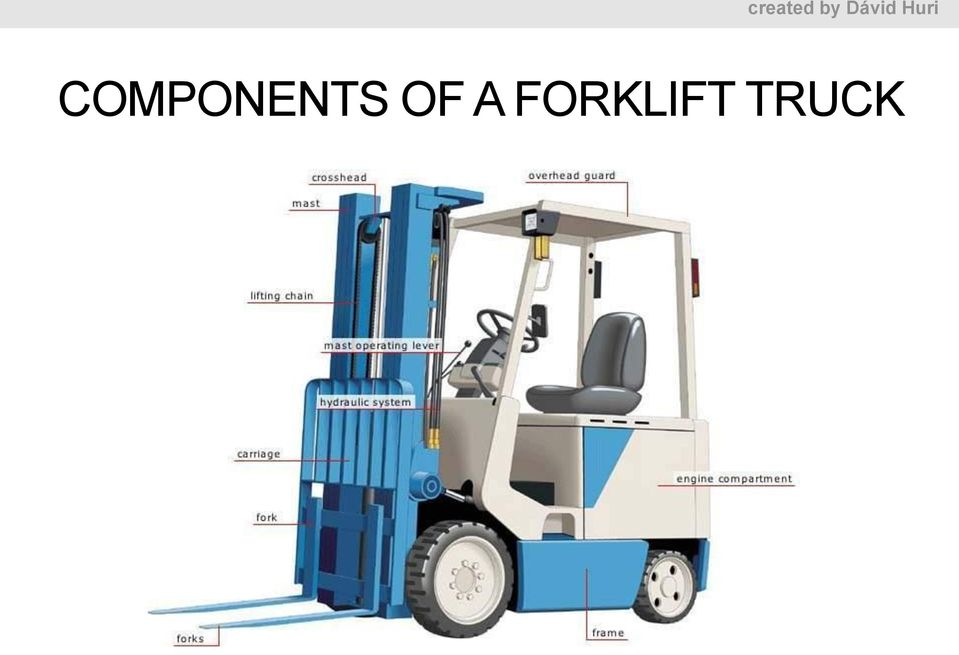 FORKLIFT STABILITY. MATERIAL HANDING AND ROBOTICS I. Practical ...
