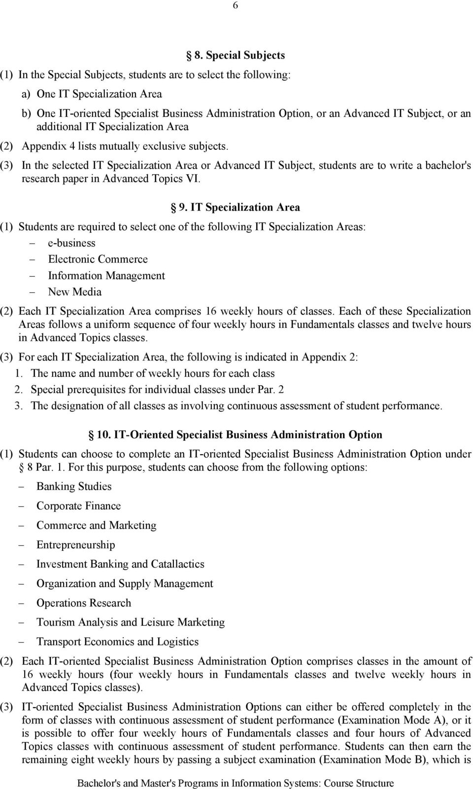business administration research paper topics