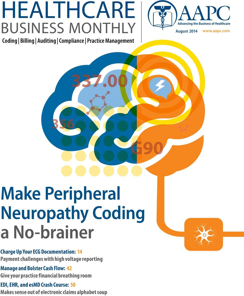 HEALTHCARE  Make Peripheral Neuropathy Coding a No-brainer