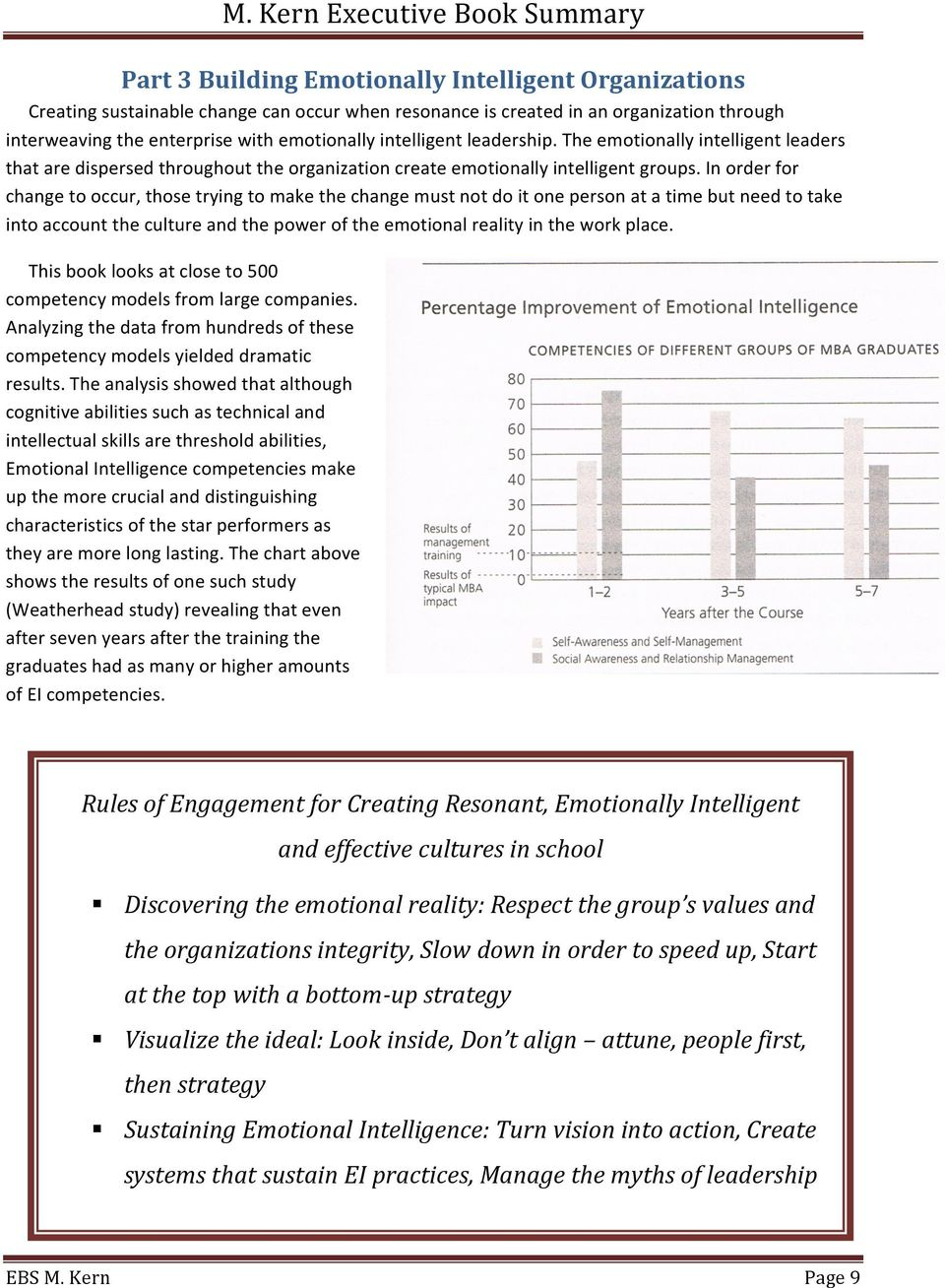 Primal Leadership: Learning to Lead with Emotional Intelligence - PDF