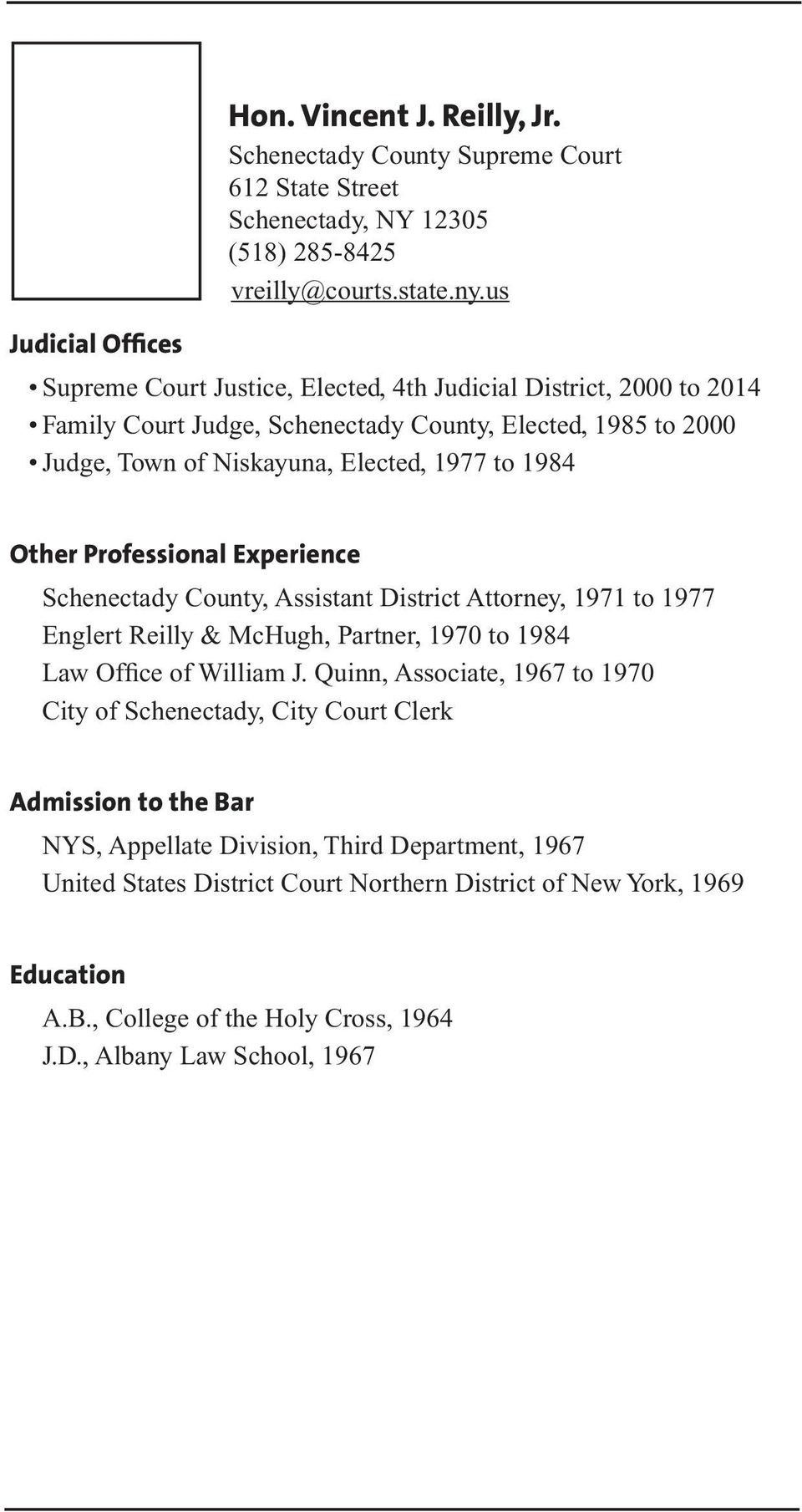 New York State Lawyer Assistance Trust  Judge Advisory Panel
