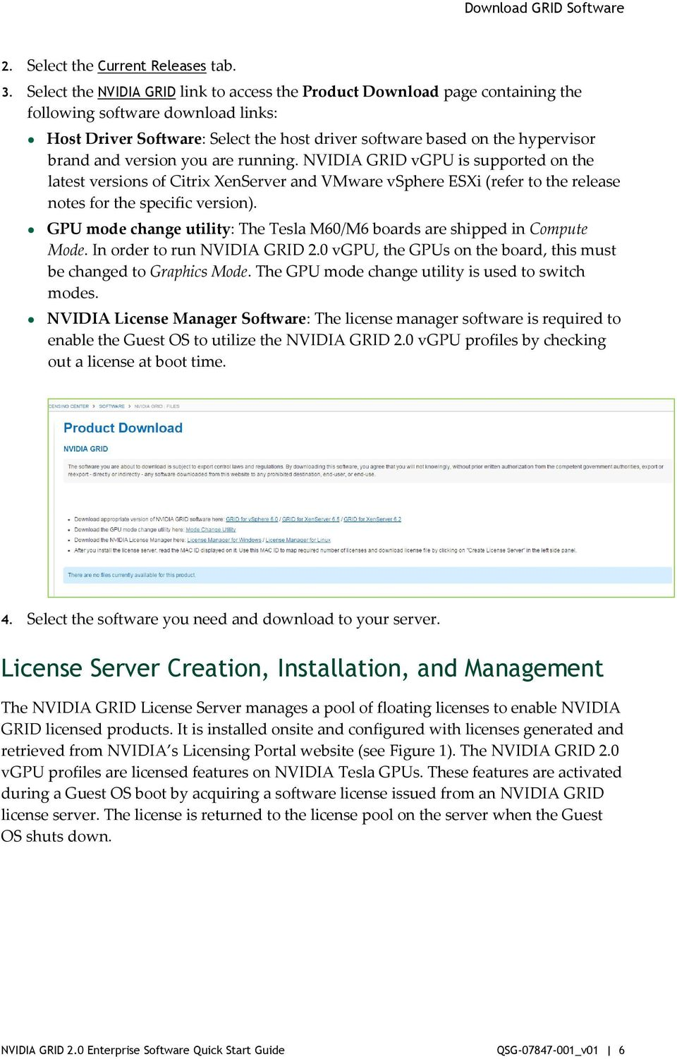 NVIDIA GRID 2 0 ENTERPRISE SOFTWARE - PDF