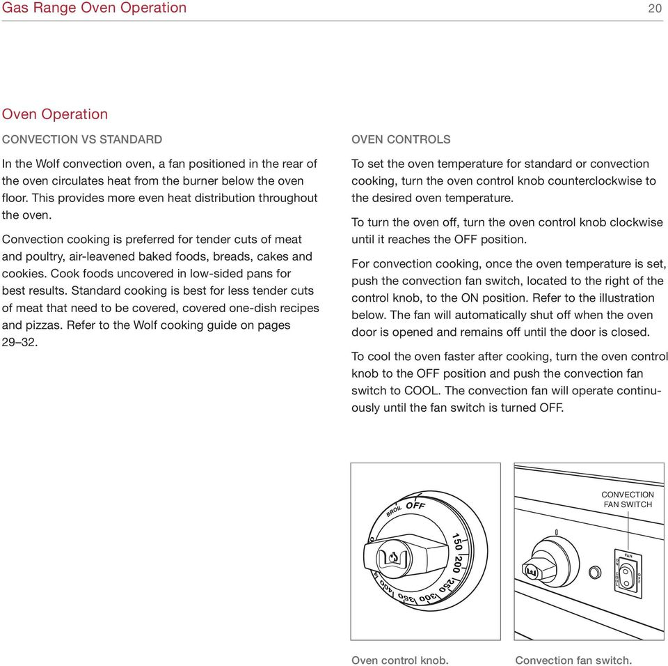 USE & CARE GUIDE Gas Ranges - PDF
