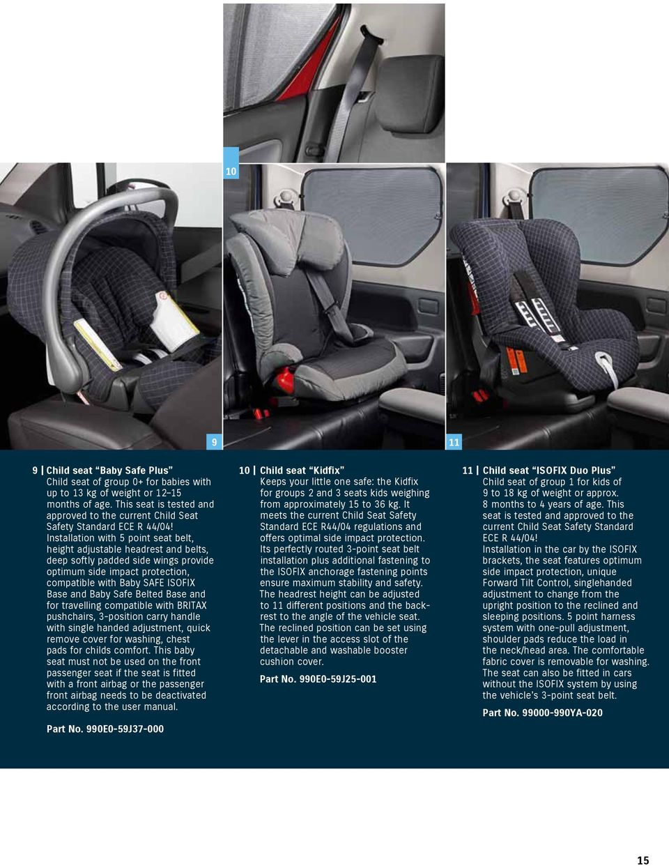 Accessories Catalogue Pdf 2000 Excursion 4x4 68l Engignition Switchwiring Harnesstrans Installation With 5 Point Seat Belt Height Adjustable Headrest And Belts Deep Softly Padded