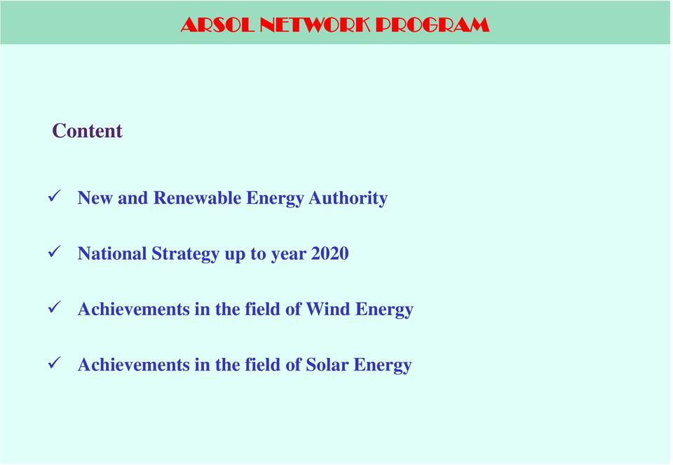 Presented by Eng  Reda Abdel Azim  Chief Engineer for Solar Thermal