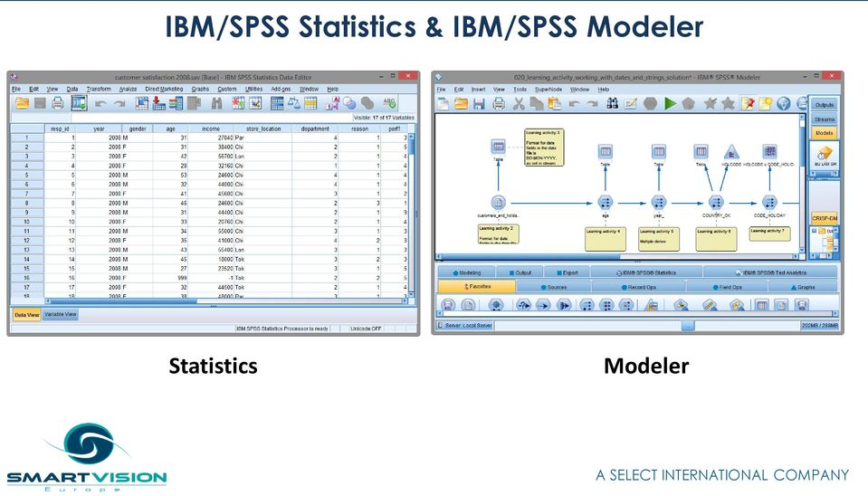 Automating with IBM SPSS - PDF