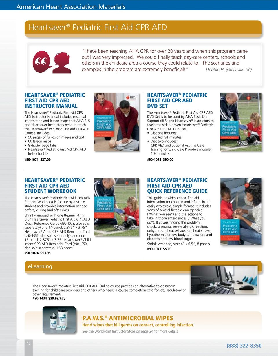 at the heart of your training - PDF