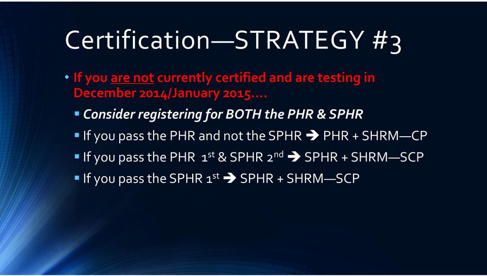 Hr Certifications Hrci Vs Shrm What Happened And What Do I Do Now