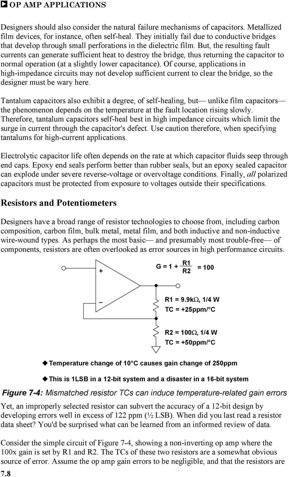 Hardware And Housekeeping Techniques Pdf Find The Thvenin Equivalent With Respect To 1nf Capacitor But Resulting Fault Currents Can Generate Sufficient Heat Destroy Bridge Thus
