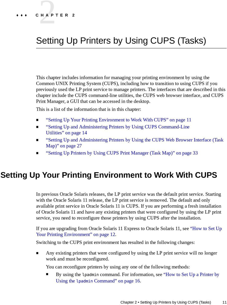 Configuring and Managing Printing in Oracle Solaris PDF